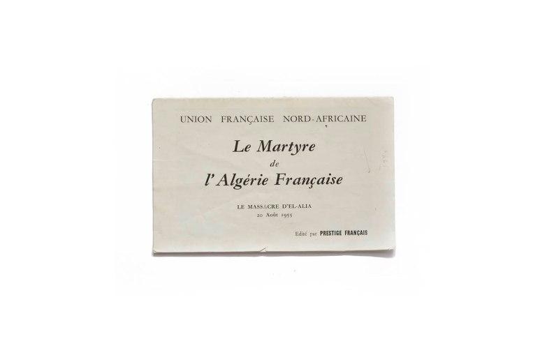Algeria, 1955