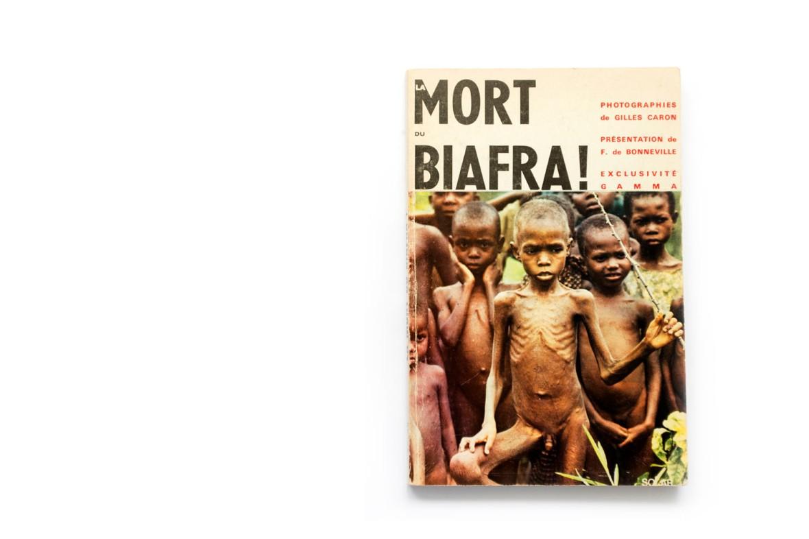 Biafra, Nigeria, 1968