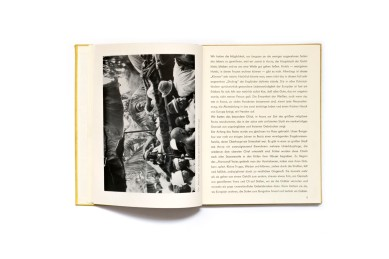 Title: Kleine Reise zu schwarzen Menschen Photographer(s): Lotte Errell Designer(s): Lotte Errell Writer(s): Lotte Errell Publisher: Brehm Verlag G.M.B.H., Berlin 1931 Pages: 88 Language: German ISBN: – Dimensions: 17 x 21.5 cm Edition: – Country: Various Countries Some of the photographs in this book were published in H. Bernatziks Der dunkle Erdteil as well.