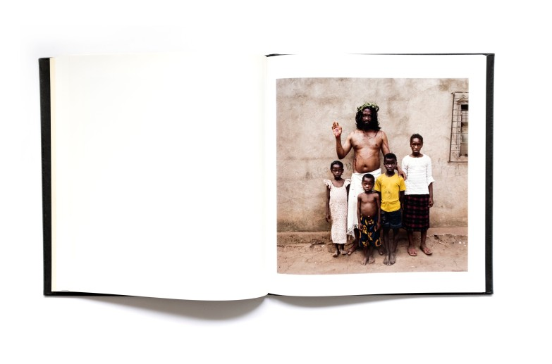 Title: Nollywood Photographer(s): Pieter Hugo Designer(s): Damian Poulain Writer(s): Chris Abani, Stacy Hardy and Zina Saro-Wiwa Publisher: Prestel Publishing, Munich 2009 Pages: 119 Language: English ISBN: 978-3791343129 Dimensions: 26.5 x 27 cm Edition: – Country: Nigeria