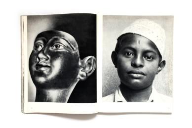 Title: L'Egypte. Face en Face Photographer(s): Etienne Sved Designer(s):– Writer(s):Tristan Tzara Publisher: La Guilde du Livre, Lausanne 1954 Pages: 113 Language:French ISBN:- Dimensions:21,5 x 28 cm Edition: Country:Egypt