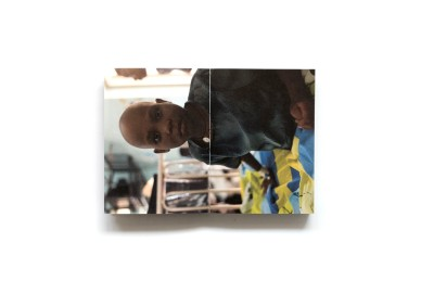 Title: Ebifananyi 7 – Staying alive. D Photographer(s) / artists:Andrea Stultiens, Marissa Mika, John Nyende, Butungi Coleb, John Ziegler and David Carbone Designer(s): Andrea Stultiens Writer(s): Andrea Stultiens Publisher: YdocPublishing,Edam 2017 Pages: 264 Language: English ISBN: 978-90-821822-2-4 Dimensions: 14.3×12.2 cm Edition: 1000 Country: Uganda