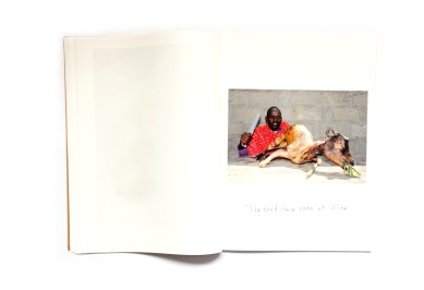 Title: New Ways Of Photographing The New Masai Photographer(s): Jan Hoek Designer(s): – Writer(s): Jan Hoek Publisher: Art Paper Editions, Gent 2014 Pages: 72 Language: English ISBN: 9789490800192 Dimensions: 24 x 33 cm Edition: – Country: Kenya