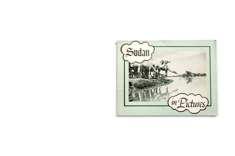 Title: Sudan in pictures Photographer(s): various photographers Designer(s): unknown Writer(s): Unknown Publisher: Central Office of Information / Ministry of information and Labour, Sudan Government, Karthoum 1962 Pages: 128 Language: English ISBN:  Dimensions: 27.5 x 21 cm Edition: Country: Sudan