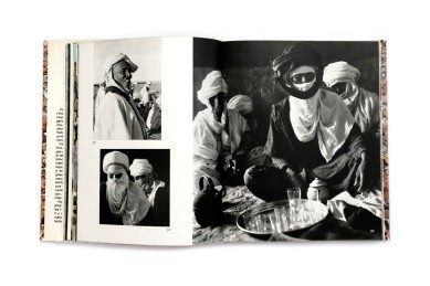 Title: L'Algerie Photographer(s): Hubert Nyssen Designer(s): – Writer(s): Hubert Nyssen Publisher: Arthaud - SNED Algérie, Paris 1972 (this is the third edition 1978) Pages: 160 Language: French ISBN: 2-7003-0107-2 Dimensions: 19 x 23.5 cm Edition: Country: Algeria