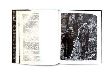 Title: En Afrique Photographer(s):George Rodger Designer(s):- Writer(s):Carole Naggar Publisher:Herscher, Paris 1984 Pages: 192 Language: French ISBN:2733500732 Dimensions: 24 x 31 cm Edition: Country:Sudan, Tanzania, Lesotho, Northern Rhodesia and Souther Rhodesia