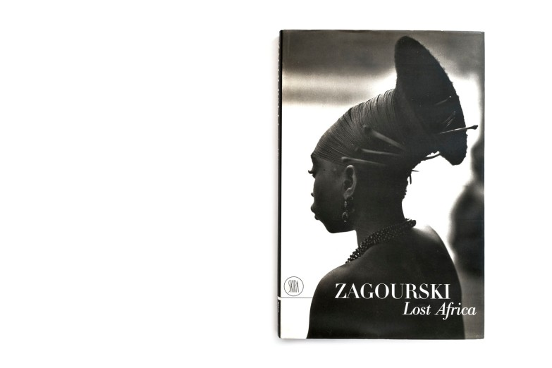 Title: Lost Africa Photographer(s): Casimir Zagourski Designer(s): Marcello Francone and Monica Temporiti Writer(s):Pierre Loos and Ezio Bassani Publisher: Skira Editore S.p.A., Milan 2001 Pages: 242 Language: English ISBN:88-8491-008-0 Dimensions: 21.5 x 32 cm Edition: Country:Belgian Congo This photobook is based on the album Casimir Zagourski self-published titled L'Afrique qui disparaît.