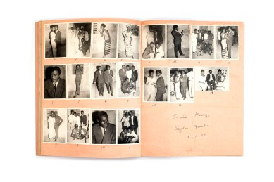 Title: Chemises Photographer(s): Malick Sidibé Designer(s): Jérôme Sother and Claas Möller Writer(s): Jérôme Sother Publisher: Steidl, Göttingen 2007 Pages: 168 Language: English ISBN: 978-3865215239 Dimensions: 25 x 32 cm Edition: Country: Mali