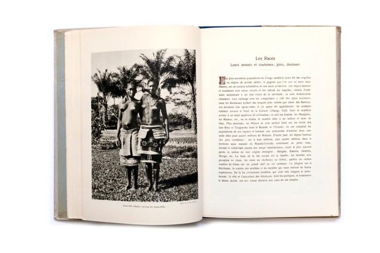 Title:Les Merveilles du Congo Belge Photographer(s): various Designer(s): - Writer(s):- Publisher: La Renaissance du Livre (?), Brussels 1930/34 Pages: 164 Language:French ISBN: - Dimensions:24 x 31 cm Edition: Country:Belgian Congo