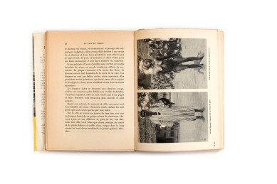 Title: Au pays du Niamou Photographer(s): Marcel le Roy Designer(s): - Writer(s): Marcel le Roy (?) Publisher: Editions Contemporaines, Paris 1951 Pages: 252, mostly text with 32 plates Language: French ISBN: - Dimensions: 14 x 19 cm Edition: Country: Liberia