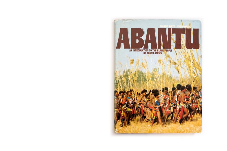 Title: Abantu. An introduction to the black people of South Africa Photographer(s):Jean Morris Designer(s): Dash Creative Consultants, Cape Town Writer(s):Martin West Publisher: Struik Publishers, Cape Town and Johannesburg 1972 Pages:184 Language:English ISBN: 0869770578 Dimensions:21x28.5 cm Edition: Country:South Africa