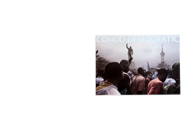 Title: Congo Democratic Photographer(s): Guy Tillim Designer(s): Michael Stevenson, Guy Tillim and Gabrielle Guy Writer(s): Guy Tillim Publisher: Michael Stevenson Gallery, Cape Town 2006 Pages: 20 Language: English ISBN: – Dimensions: 41,5 x 29,5 cm Edition: Country: South Africa