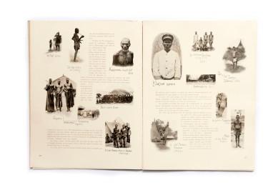Title: L'État indépendant du Congo. – Documents sur le pays et ses habitants. Ethnographie et antropologie. Serie IV. – Fascicule VI. xxx Photographer(s):Various photographers. Taken from the collection of the Congo Free State Designer(s): Jean Malveaux Writer(s): – Publisher: Published as an attachment to the 'Annales du Musée du Congo, Tervuren/Brussels April 1904 Pages:34 (x-x) Language:French ISBN: – Dimensions:27 x 37 cm Edition: Loose pages in a document folder Country:Congo Free State