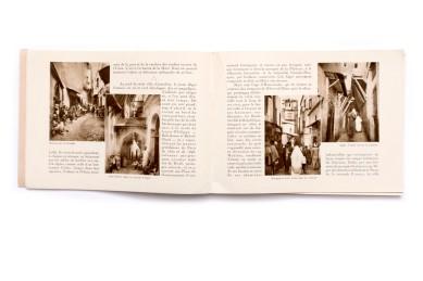 Title:Publication du centenaire de l'Algérie; Alger, Blida et la vallée du Chélif Photographer(s):collections du Service Photographique du Gouvernement Général de l'Algerie, du Touring Club de France, de la Compagnie Aérienne Française, de MM. le General de Bonneval, Bougault, Prouho, Caujolle, E. Monod, Jouve et Georges Rozet Designer(s):– Writer(s): Georges Rozet Publisher: Le Commissariat Général du Centenaire, collection deHorizons de France, Paris 1929) Pages: 64 Language:French ISBN: Dimensions:20×15 cm Edition/Print run: Country:Algeria