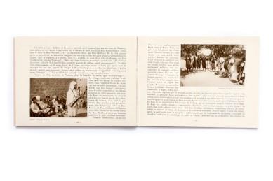 Title:Publication du centenaire de l'Algérie; La Cote Ouest, Oran et Tlemcen Photographer(s):collections du Service Photographique du Gouvernement Général de l'Algerie, du Touring Club de France, de la Compagnie Aérienne Française, de MM. le General de Bonneval, Bougault, Prouho, Caujolle, E. Monod, Jouve et Georges Rozet Designer(s):– Writer(s): Georges Rozet Publisher: Le Commissariat Général du Centenaire, collection deHorizons de France, Paris 1929) Pages: 64 Language:French ISBN: Dimensions:20×15 cm Edition/Print run: Country:Algeria
