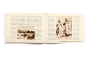 Title: Publication du centenaire de l'Algérie; Le grand desert et la route du Niger Photographer(s): collections du Service Photographique du Gouvernement Général de l'Algerie, du Touring Club de France, de la Compagnie Aérienne Française, de MM. le General de Bonneval, Bougault, Prouho, Caujolle, E. Monod, Jouve et Georges Rozet Designer(s): – Writer(s): Georges Rozet Publisher: Le Commissariat Général du Centenaire, collection de Horizons de France, Paris 1929) Pages: 64 Language: French ISBN: Dimensions: 20x15 cm Edition/Print run: Country: Algeria