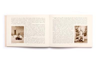 Title:Publication du centenaire de l'Algérie; Les premieres oasis et le M'Zab Photographer(s):collections du Service Photographique du Gouvernement Général de l'Algerie, du Touring Club de France, de la Compagnie Aérienne Française, de MM. le General de Bonneval, Bougault, Prouho, Caujolle, E. Monod, Jouve et Georges Rozet Designer(s):– Writer(s): Georges Rozet Publisher: Le Commissariat Général du Centenaire, collection deHorizons de France, Paris 1929) Pages: 64 Language:French ISBN: Dimensions:20×15 cm Edition/Print run: Country:Algeria