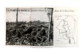 Title: Abidjan et ses environs Photographer(s): Various photographers (B. Holas - Photo-Cine Abidjan). Designer(s): - Writer(s):- Publisher: Service de l'Information, Abidjan 1955 Pages: 48 with some foldouts Language:French ISBN:– Dimensions: 13.5 x 21cm Edition:– Country:Ivory Coast