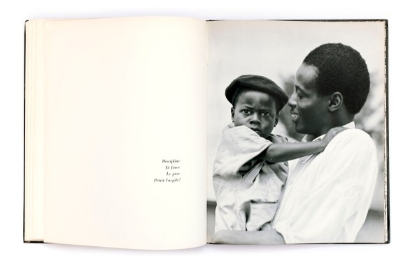 Title: M'bolo Photographer(s):Alain Delapraz Designer(s): Alphonse Lehner Writer(s):Charles Noyer Publisher: Nouveau Bibliotheque Neuchatel, Neuchâtel 1955 Pages:80 Language:French ISBN: – Dimensions:21 x 30 cm Edition: Numbered edition of 3000, second volume in series 'A la belle image' Country:Chad and Cameroon
