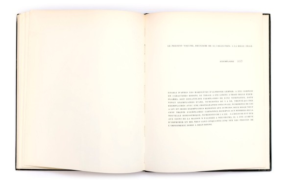 Title: M'bolo Photographer(s): Alain Delapraz Designer(s): Alphonse Lehner Writer(s): Charles Noyer Publisher: Nouveau Bibliotheque Neuchatel, Neuchâtel 1955 Pages: 80 Language: French ISBN: – Dimensions: 21 x 30 cm Edition: Numbered edition of 3000, second volume in series 'A la belle image' Country: Chad and Cameroon