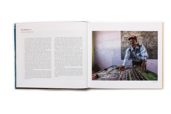 Title: Real People of East Africa Photographer(s): Roland Brockmann Designer(s): Tomás Rodríguez Soto Writer(s): Roland Brockmann, Alexis Malefakis and Meja Mwangi Publisher: Photo Edition Berlin, Berlin 2018 Pages: 112 Language: German, English ISBN: 978-3-947451-02-9 Dimensions: 24 x 21.5 cm Edition: 500 Country: Tanzania and Kenya