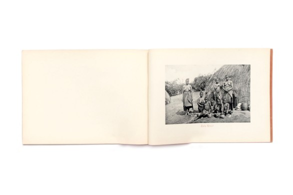 Title: Native Types of South Africa Photographer(s): unknown Designer(s): –  Writer(s): – Publisher: unknown Pages: 20, 10 photographic plates Language: English ISBN: - Dimensions: 24 x 17.5 cm Edition: Country: South Africa