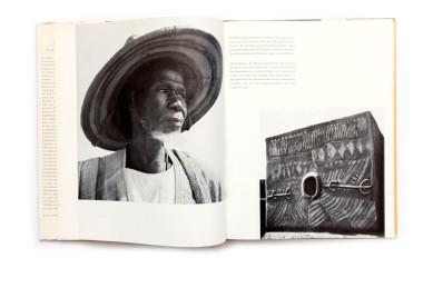 Title: Navrongo : ein Afrikabuch mit 108 Aufnahmen Photographer(s):Jürg Klages Designer(s): Jürg Klages (?) Writer(s): Jürg Klages Publisher: Rotapfel Verlag, Zürich 1953 Pages: 120 Language:German ISBN: – Dimensions:25 x 18cm Edition: Country:Ghana
