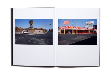 Title: Drive Photographer(s): Yiannis Hadjiaslanis Writer(s): Oliver Barstow (introduction), Oliver Barstow and Yiannis Hadjiaslanis text-conversation Designer(s): Yiannis Hadjiaslanis Publisher: self published, Athens 2018 Pages: 56, 36 color photographs Language: English ISBN: – Dimensions: 21.3 x 27.9 cm Edition: 200 Country: South Africa