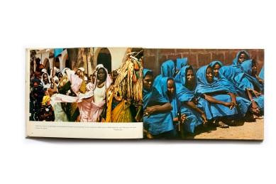 Title: Premier voyage d'un président de la République Française au Tchad Photographer(s): Xavier Richter and Pierre Piton Writer(s): - Designer(s):Michel Choin Publisher: Editions Delroisse, Boulogne 1972 Pages: 96 Language:French ISBN: - Dimensions:23 x 17.5 x 30 cm Edition: Réalisé pour le compte de laPrésidencede la République du Tchad a Fort-Lamy Country:Tchad