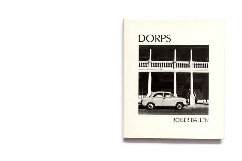 Title: Dorps Photographer(s): Roger Ballen Writer(s): Roger Ballen Designer(s): Lesley van Blerk Publisher: Clifton Publications, Cape Town 1986 Pages: 144 Language: English ISBN: 0 620 09211 4 Dimensions: 24 x 28.5 cm Edition: – Country: South Africa