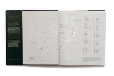 Title: South Africa; The structure of things then Photographer(s): David Goldblatt Writer(s): Davd Goldblatt and Neville Dubow Designer(s): Cyn van Houten Publisher: Monacelli Press Inc., New York 1998 Pages: 260 Language: English ISBN: 1-58093-026-3 Dimensions: 27 x 30 cm Edition: Country: South Africa
