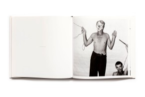 Title: Outland Photographer(s): Roger Ballen Writer(s): - Designer(s): SMITH Publisher: Phaidon, London & New York 2001 Pages: 120 Language: English ISBN: 0 7148 4058 0 Dimensions: 25 x 25.5 cm Edition: In 20015 this title was rereleased under the same title with a diffent cover and expanded to include 50 plates. Country: South Africa