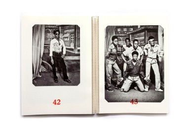 Title: Studio Volta Photo Photographer(s): Sanlé Sory Writer(s): - Designer(s): Sébastien Girard Publisher: self published, Athens 2018 Pages: 76 pages, risograph printing. Spiral-bound in slipcase Language: English ISBN: 978-2-9534516-4-1 Dimensions: 24.5 x 33.5 cm Edition: 500 Country: Burkina Faso
