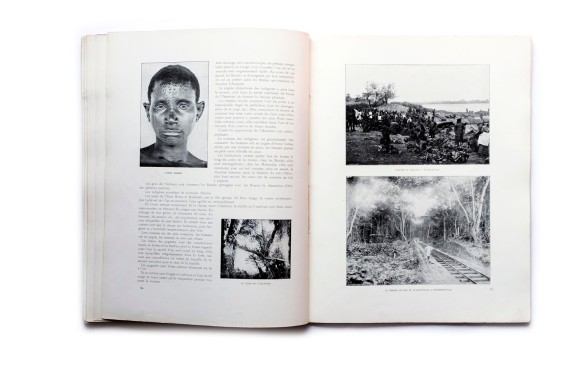 Title: Notre Colonie Le Congo Belge Photographer(s):Unknown Designer(s): - Writer(s):Albert de Boeck (editeur) Publisher:A. Castaigne, Brussels 1909 Pages: 104 Language:French ISBN: Edition: Dimensions: 24.5 x 31.5 cm Country:Belgian Congo
