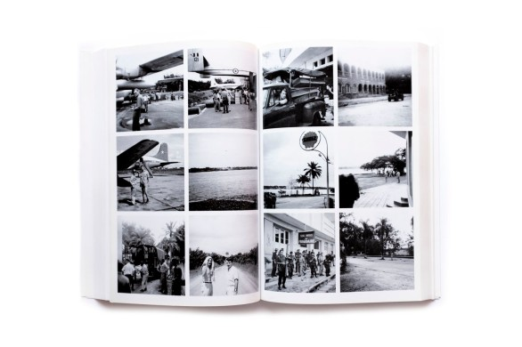Title: Spectres Photographer(s): Jacques Brassinne, Sven Augosttijnen Designer(s): Studio Luc Derycke Writer(s): Sven Augusttijnen Publisher: ASA Publishers / Mer Paper Kunsthalle, Ghent 2011 Pages: 304 Language: French, English (also in French / Dutch) ISBN: 9789461170095 Edition: – Dimensions: 16.5 x 24.5 cm Country: Democratic Republic Congo