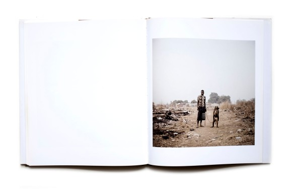 Title: The Hyena men & other stories Photographer(s): Pieter Hugo Designer(s): Curt Holz and Damien Poulain Writer(s): Pieter Hugo and Adetokumbo Abiola Publisher: Prestel, Berlin 2008 Pages:88 Language:English ISBN: 978-3791361567 Edition: - Dimensions: 24 x 28.5 cm Country:Nigeria