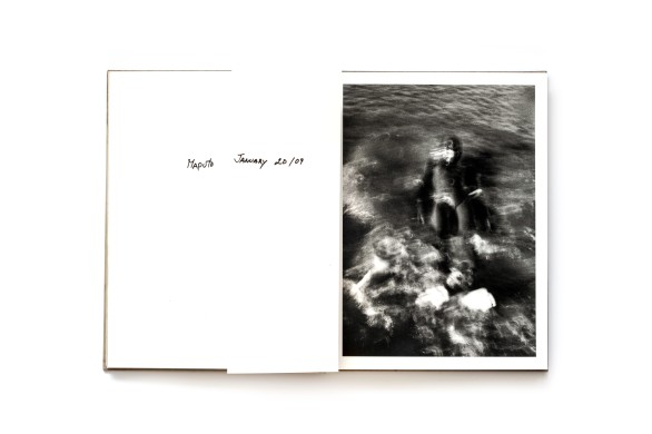 Title: There was heat that smelled of bread and dead fish Photographer(s): Juan Orrantia Designer(s): Juan Orrantia and Helene van Aswegen Writer(s): Juan Orrantia (diary entries) Publisher: self published, handmade book Pages: 102 pp, 42 B/W images Language: English ISBN: - Edition: Handmade edition of 15 Dimensions: 21 x 15 cm Country: Mozambique