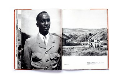 Title: Ruanda-Urundi Photographer(s): J. Cayet, Ch. Dessart Designer(s): – Writer(s): Georges Sandrart Publisher: Charles Dessart, Brussels, 1953 Pages: 136 Language: French, Dutch, English ISBN: Edition: – Dimensions: 21 x 27,5 cm Country: Ruanda, Burundi