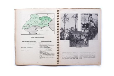Title: L'effort Tunisien Photographer(s): Various photographers Designer(s): unknown Writer(s): unknown Publisher: Service de l'information et de la presse, Tunis 1945 Pages: 68 pp Language: English ISBN: - Dimensions: 24cm x 30cm Edition: – Country: Tunisia
