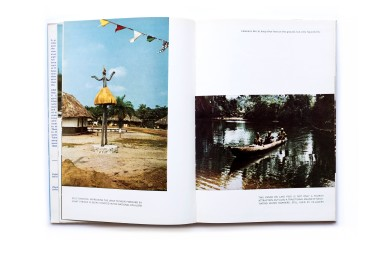 Title: Liberia Photographer(s): Unknown Designer(s):Unknown Writer(s):E. Reginald Townsend Publisher: Department of Information and Cultural Affairs of Liberia, Monrovia 1970 Pages:96 pp Language:English ISBN: - Dimensions:21.5cm x 35cm Edition: – Country:Liberia