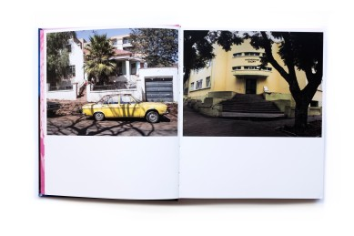 Title: Hotel Yeoville Photographer(s): Terry Kurgan and others Designer(s): Oliver Barstow Writer(s): Terry Kurgan and others Publisher: Fourthwall Books, Johannesburg 2013 Pages: 256 pp Language: English ISBN: 978-0-9869850-9-6 Dimensions: 21cm x 25cm Edition: – Country: South Africa Website: Hotel Yeoville