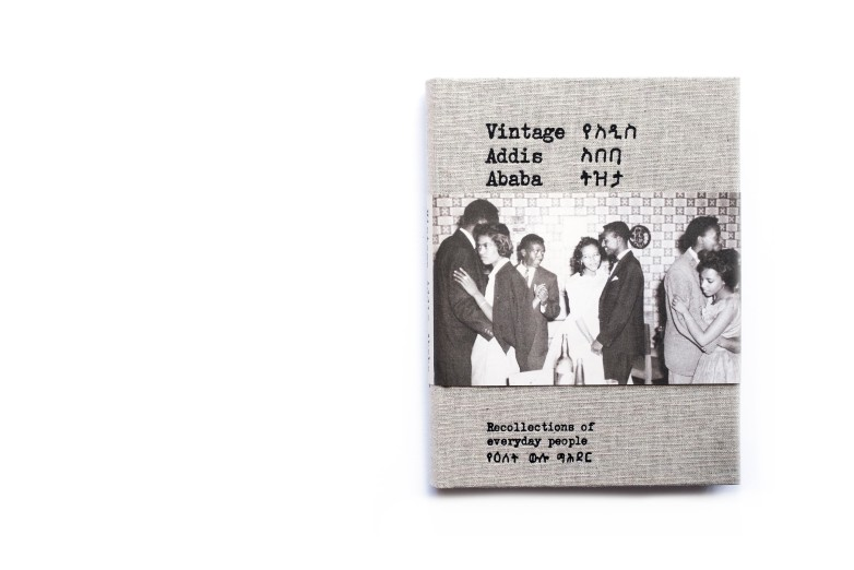 Title: Vintage Addis Ababa - Recollections of everyday people Photographer(s): Various photographers Designer(s): Phillip Schütz Writer(s): Wongel Abebe, Phillip Schütz Publisher: Ayaana Publishing Plc., Addis Ababa 2018 Pages: 236 pp Language: English ISBN: 978-99944-73-25-0 Dimensions: 17,5 ×23,5 cm Edition: - Country: Ethiopia