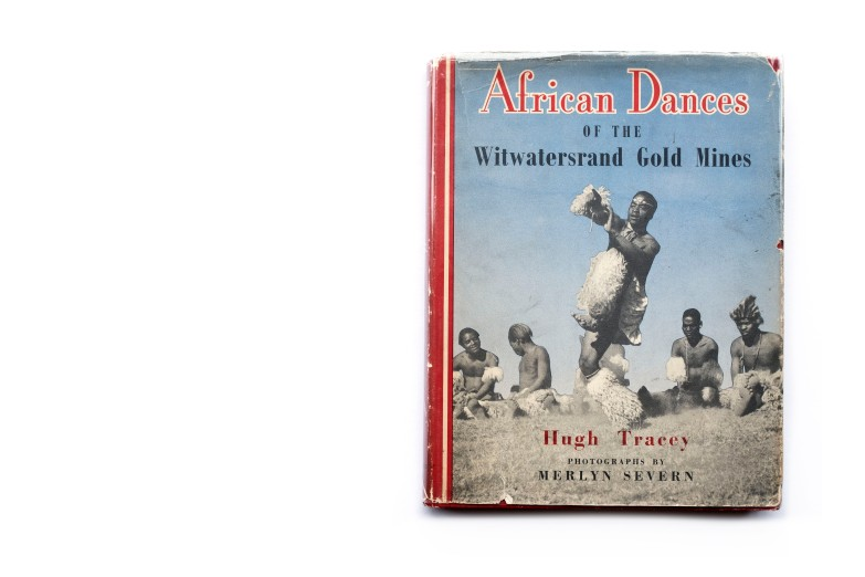 Title: African Dances of the Witwatersrand Gold Mines Photographer(s): Merlyn Severn Designer(s): - Writer(s): Hugh Tracey and W.W.M. Eisselen (Secretary for Native Affairs) Publisher: African Music Society, Johannesburg 1952 Pages: 156 Language: English ISBN: - Dimensions: 21 x 27 cm Edition/Print run: – Country: South AfricaTitle: African Dances of the Witwatersrand Gold Mines Photographer(s): Merlyn Severn Designer(s): - Writer(s): Hugh Tracey and W.W.M. Eisselen (Secretary for Native Affairs) Publisher: African Music Society, Johannesburg 1952 Pages: 156 Language: English ISBN: - Dimensions: 21 x 27 cm Edition/Print run: – Country: South Africa