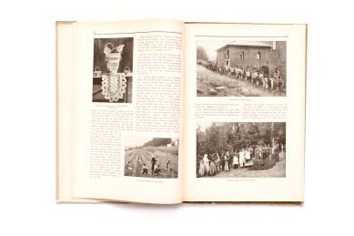 "Title: Die Mariannhiller Mission 1882-1922. Bilder aus dem afrikanischen Missionsleben Photographer(s):Various photographers collected on commission by one of the priests. Many of the photographs were made by the missionaries themselves Designer(s):  Writer(s):  Publisher: Fränkischen Gesellschafts-Druckerei (?), Würzburg 1923 Pages: 214 Language: German ISBN: Dimensions: 20 x 28 cm Edition: This is the second edition of this title. ""Zweite, bedottend vermehrte Auflage  Country: South Africa"
