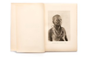 Title: The Bantu Tribes of South Africa. Volume IV, Section II, Plates XLI-LXXX The Vachopi of Portuguese East Africa Photographer(s): Alfred Martin Duggan-Cronin Designer(s): – Writer(s): Henri-Philippe Junod Publisher: Deighton, Bell & Co., Cambridge 1929 and Alexander McGregor Memorial Museum, Kimberley 1936 Pages: 40 photographic plates, 20 text pages with 5 photographs Language: English Dimensions: 21 x 30 cm Edition: ? Country: Mozambique Four volumes divided in eleven sections Volume I: Section I, Plates I-XX: The Bavenda (1928) Volume II: Section I, Plates I-XXVI: The Suto-Chuana Tribes: sub-group I, the Bechuana (1929), Section II, Plates XXVII-LII: The Suto-Chuana Tribes: sub-group II: the Bapedi (Transvaal Basotho (1931), Section III, Plates LIII-LXXVIII: The Suto-Chuana Tribes, sub-group III: The Southern Basotho (1933) Volume III: Section I, Plates I-XL: The Nguni (1939), Section II, Plates XLI-LXXX: The Nguni: the Mpondo and Mpondomise (1949), Section III, Plates LXXXI-CXX: The Nguni: the Zulu (1938), Section IV, Plates CXXI-CLII: The Nguni: the Swazi (1941), Section V, Plates CLIII-CXCVIII: The Nguni: Baca, Hlubi, Xesibe (1954) Volume IV: Section I, Plates I-XL: The Vathonga: (The Thonga-Shangaan People) (1935), Section II, Plates XLI-LXXX: The Vachopi People of Portuguese East Africa (1936)