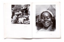 Title: Lumière d'Afrique Photographer(s):Raphaël-Georges Mischkind Designer(s): Writer(s): Chef d'erat-major Général Leclerc Publisher: Yves Demailly, Lille 1948 Pages:84 photographs, an geographical and ethnographical index and a fold-out map of West Africa Language:French and English ISBN: Dimensions:24 x 31,5 cm Edition: 3000 with a deluxe edition of 100 copies containing 10 signed prints Country:French West Africa