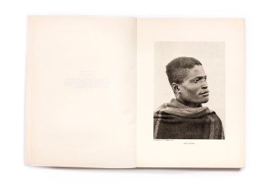 Title: The Bantu Tribes of South Africa. Volume III, Section V, Plates CLIII-CXCVIII The Nguni. Section V Baca, Hlubi, Xesibe Photographer(s):Alfred Martin Duggan-Cronin Designer(s): – Writer(s): W.D. Hammond-Tooke Publisher: Deighton, Bell & Co., Cambridge 1954 and Alexander McGregor Memorial Museum, Kimberley 1954 Pages:45 photographic plates, 31 text pages Language:English Dimensions:21 x 30 cm Edition: ? Country:South Africa Four volumes divided in eleven sections Volume I: Section I, Plates I-XX: The Bavenda (1928) Volume II: Section I, Plates I-XXVI: The Suto-Chuana Tribes: sub-group I, the Bechuana (1929), Section II, Plates XXVII-LII: The Suto-Chuana Tribes: sub-group II: the Bapedi (Transvaal Basotho (1931), Section III, Plates LIII-LXXVIII: The Suto-Chuana Tribes, sub-group III: The Southern Basotho (1933) Volume III: Section I, Plates I-XL: The Nguni (1939), Section II, Plates XLI-LXXX: The Nguni: the Mpondo and Mpondomise (1949), Section III, Plates LXXXI-CXX: The Nguni: the Zulu (1938), Section IV, Plates CXXI-CLII: The Nguni: the Swazi (1941), Section V, Plates CLIII-CXCVIII: The Nguni: Baca, Hlubi, Xesibe (1954) Volume IV:Section I, Plates I-XL: The Vathonga: (The Thonga-Shangaan People) (1935), Section II, Plates XLI-LXXX: The Vachopi People of Portuguese East Africa (1936)Title: The Bantu Tribes of South Africa. Volume III, Section V, Plates CLIII-CXCVIII The Nguni. Section V Baca, Hlubi, Xesibe Photographer(s):Alfred Martin Duggan-Cronin Designer(s): – Writer(s): W.D. Hammond-Tooke Publisher: Deighton, Bell & Co., Cambridge 1954 and Alexander McGregor Memorial Museum, Kimberley 1954 Pages:45 photographic plates, 31 text pages Language:English Dimensions:21 x 30 cm Edition: ? Country:South Africa Four volumes divided in eleven sections Volume I: Section I, Plates I-XX: The Bavenda (1928) Volume II: Section I, Plates I-XXVI: The Suto-Chuana Tribes: sub-group I, the Bechuana (1929), Section II, Plates XXVII-LII: The Suto-Chuana Tribes: sub-group II: t