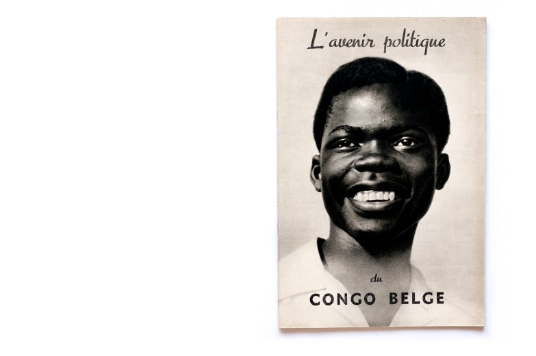 Title: L'avenir politique du Congo Belge: Message royal et déclaration gouvernementale du 13 janvier 1959 Photographer(s): Various photographers from Inforcongo (most probably Henri Goldstein, Carlo Lamote, Jean Mulders and other photographers). Designer(s): unknown Writer(s): unknown Publisher: Inforcongo, Brussels 1959 Pages: 30 pages Language: Dutch ISBN: 9789053305027 Dimensions: 23,5 x 16 cm Edition: Dutch edition: De politieke toekomst van Belgisch Congo: de Koninklijke boodschap en de regeringsverklaring van de 13de januari Country: Belgian Congo, Democratic Republic of Congo