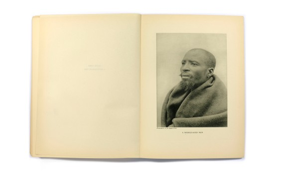 Title: The Bantu Tribes of South Africa. Volume III: Section II, Plates XLI-LXXX: The Nguni: the Mpondo and Mpondomise Photographer(s): Alfred Martin Duggan-Cronin Designer(s): – Writer(s): Monica Wilson Publisher: Deighton, Bell & Co., Cambridge 1949 and Alexander McGregor Memorial Museum, Kimberley 1949 Pages: 40 photographic plates (41-80) plus text pages Language: English Dimensions: 21 x 30 cm Edition: ? Country: South Africa
