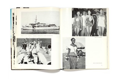 Title: Ghana. Past & Present Photographer(s): Emerico Samassa Mayer and the Photographic Section of the Ministry of Information, Accra Designer(s): Nico van Klaveren Writer(s): Emerico Samassa Mayer Publisher:Editor Establishment Vandenberg Vaduz, The Hague 1967 Pages:112 pp Language:English ISBN: Dimensions:23,5 x 29,7 cm Edition: Country:Ghana